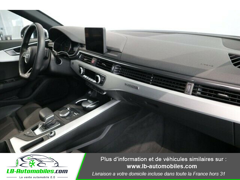 Audi A4 Avant 3.0 TDI 218 S-Tronic Quattro Bleu occasion à Beaupuy - photo n°6