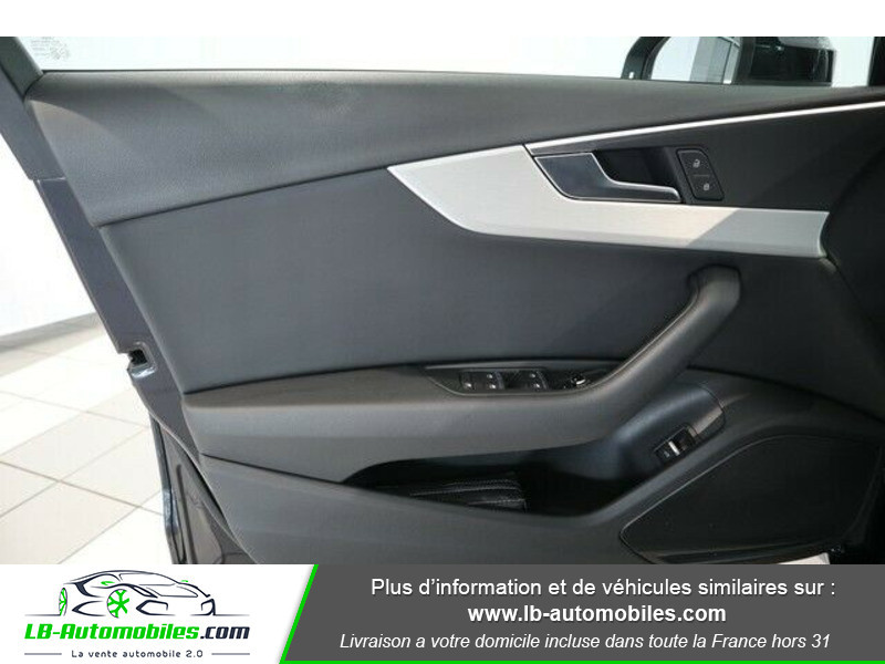 Audi A4 Avant 3.0 TDI 218 S-Tronic Quattro Bleu occasion à Beaupuy - photo n°4