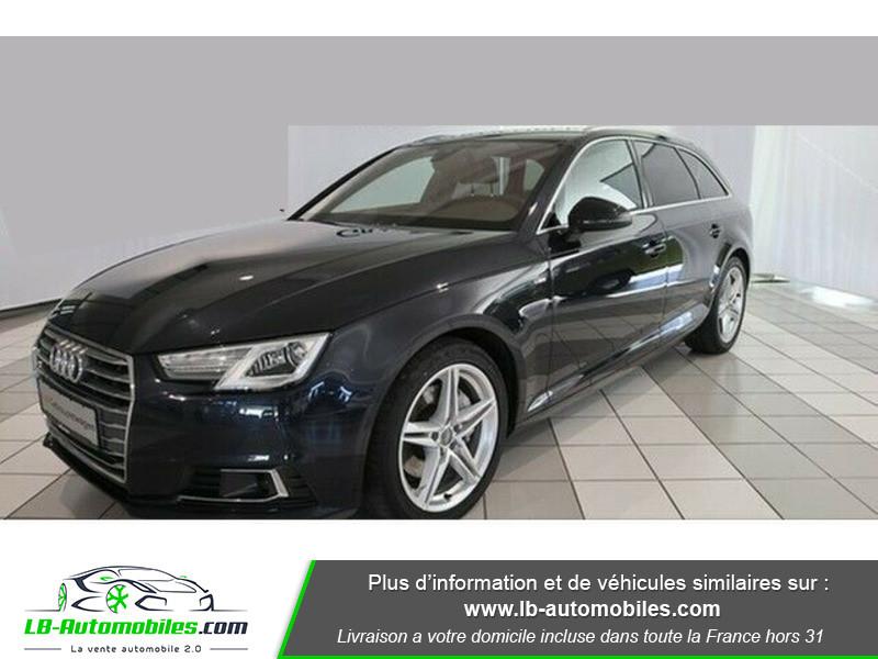 Audi A4 Avant 3.0 TDI 218 S-Tronic Quattro Bleu occasion à Beaupuy