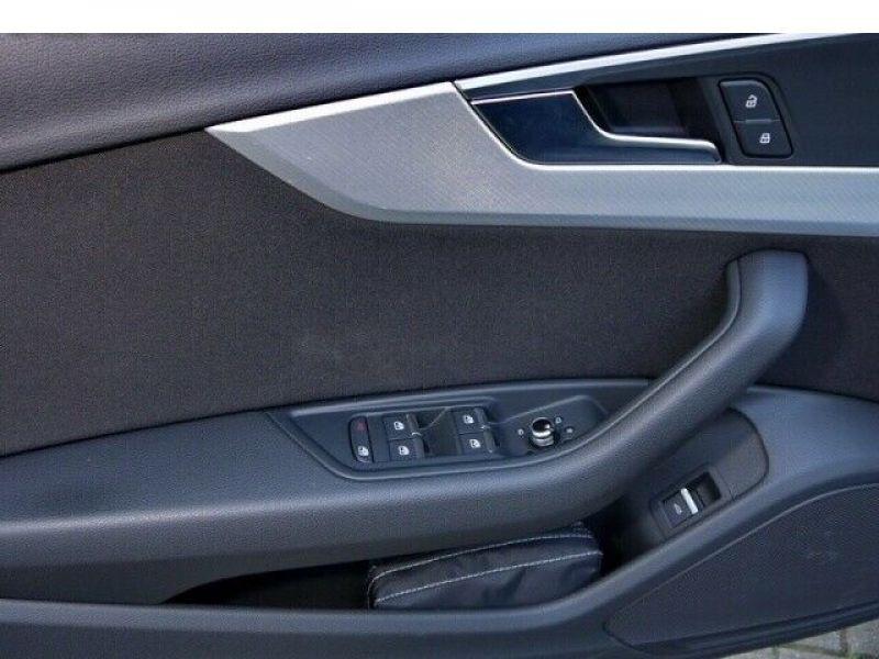 Audi A4 Avant 3.0 TDI 218 Bleu occasion à Beaupuy - photo n°8