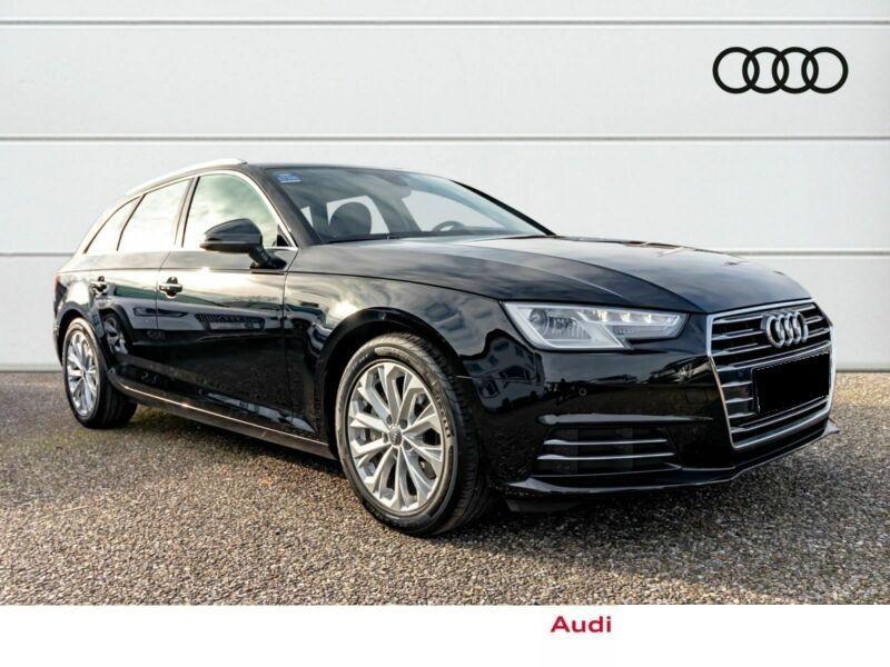 Audi A4 Avant 3.0 TDI 218 Noir occasion à Beaupuy