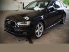 Audi A4 Avant 3.0 TDI Quattro 245 Noir à Beaupuy 31