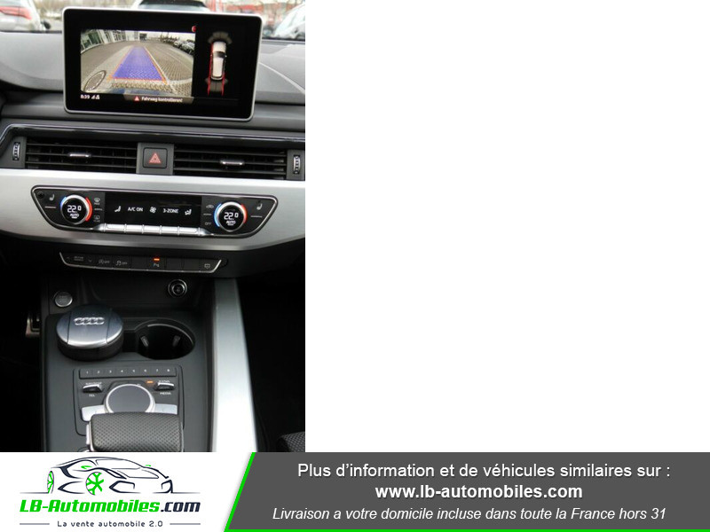 Audi A4 Avant 3.0 TDI Quattro 272 S-Tronic / S-Line Bleu occasion à Beaupuy - photo n°8