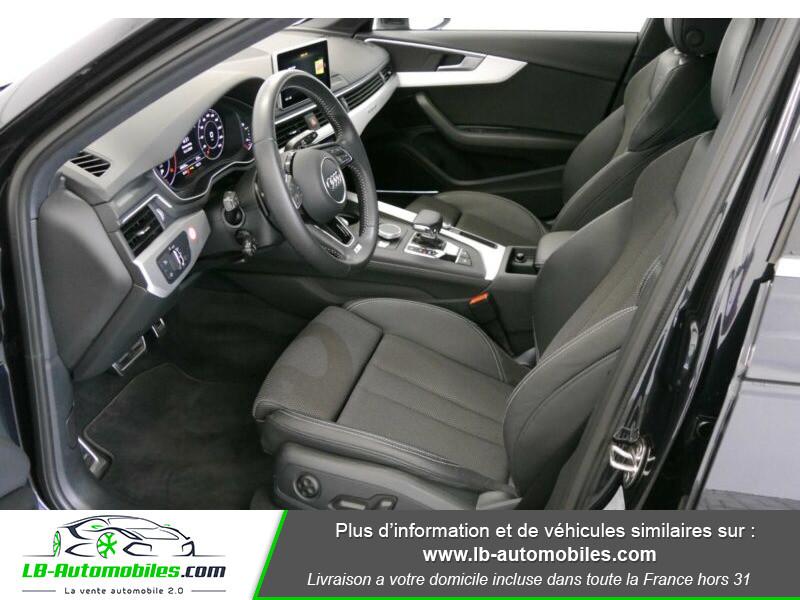 Audi A4 Avant 3.0 TDI Quattro 272 S-Tronic / S-Line Bleu occasion à Beaupuy - photo n°4
