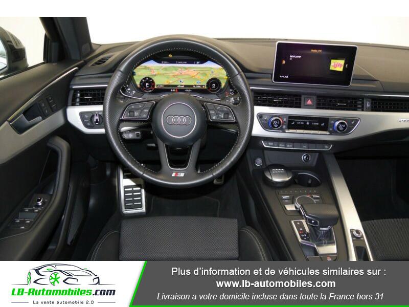 Audi A4 Avant 3.0 TDI Quattro 272 S-Tronic / S-Line Bleu occasion à Beaupuy - photo n°6