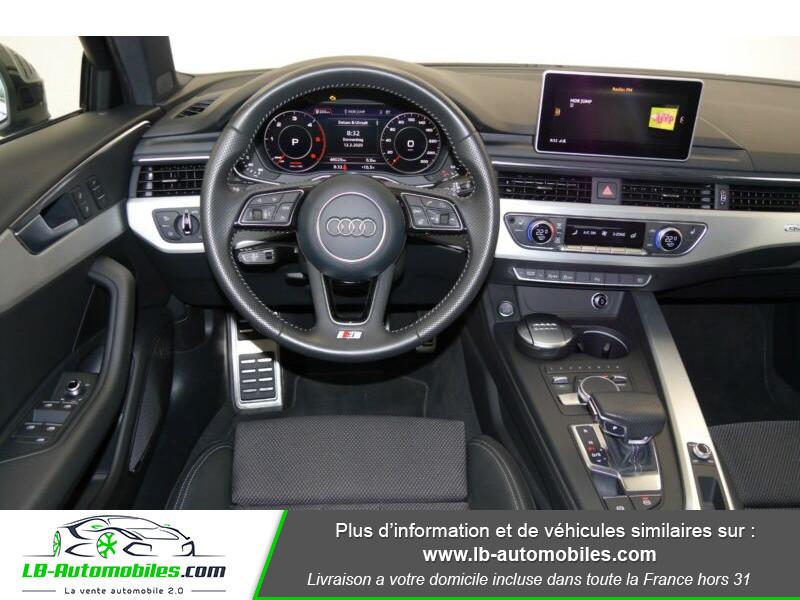Audi A4 Avant 3.0 TDI Quattro 272 S-Tronic / S-Line Bleu occasion à Beaupuy - photo n°2
