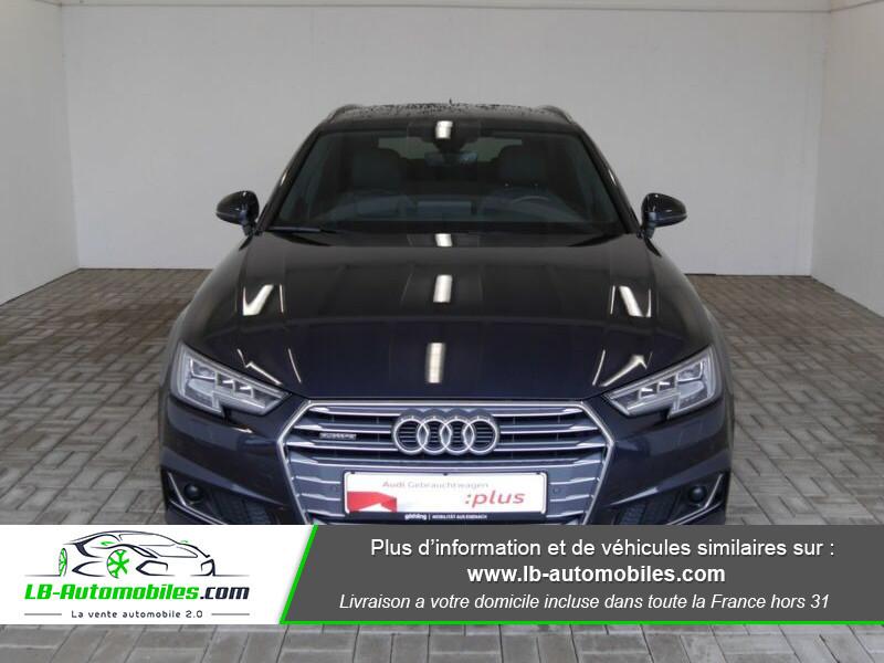 Audi A4 Avant 3.0 TDI Quattro 272 S-Tronic / S-Line Bleu occasion à Beaupuy - photo n°9