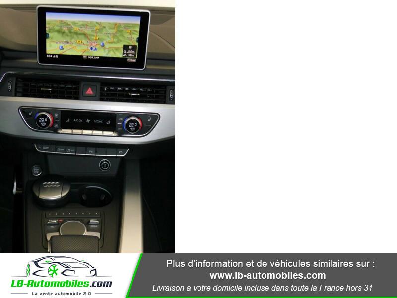 Audi A4 Avant 3.0 TDI Quattro 272 S-Tronic / S-Line Bleu occasion à Beaupuy - photo n°7