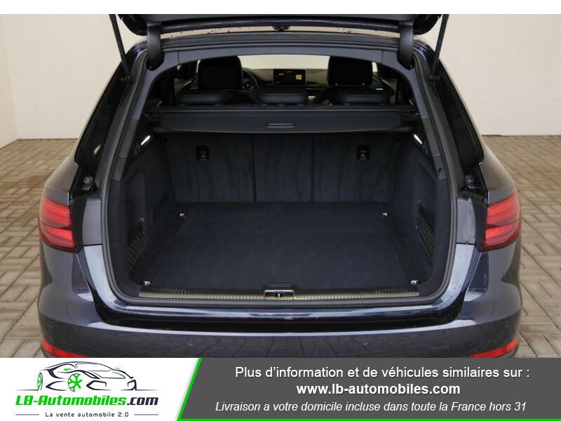 Audi A4 Avant 3.0 TDI Quattro 272 S-Tronic / S-Line Bleu occasion à Beaupuy - photo n°11