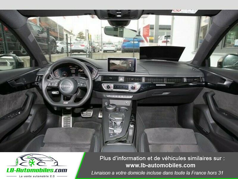 Audi A4 Avant 3.0 TDI Quattro 272 S-Tronic / S-Line Gris occasion à Beaupuy - photo n°2