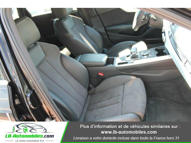 Audi A4 Avant 3.0 TDI Quattro 272 S-Tronic / S-Line Noir occasion à Beaupuy - photo n°14