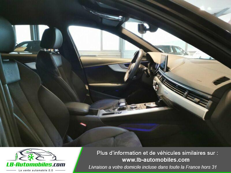 Audi A4 Avant 3.0 TDI Quattro 272 S-Tronic / S-Line Gris occasion à Beaupuy - photo n°5