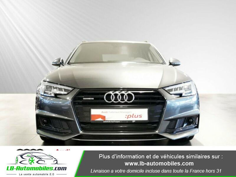 Audi A4 Avant 3.0 TDI Quattro 272 S-Tronic / S-Line Gris occasion à Beaupuy - photo n°8