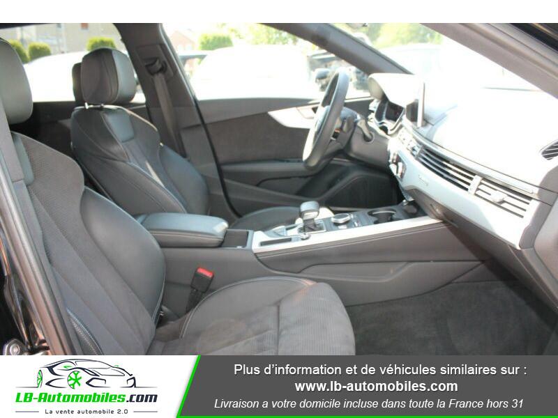 Audi A4 Avant 3.0 TDI Quattro 272 S-Tronic / S-Line Noir occasion à Beaupuy - photo n°16