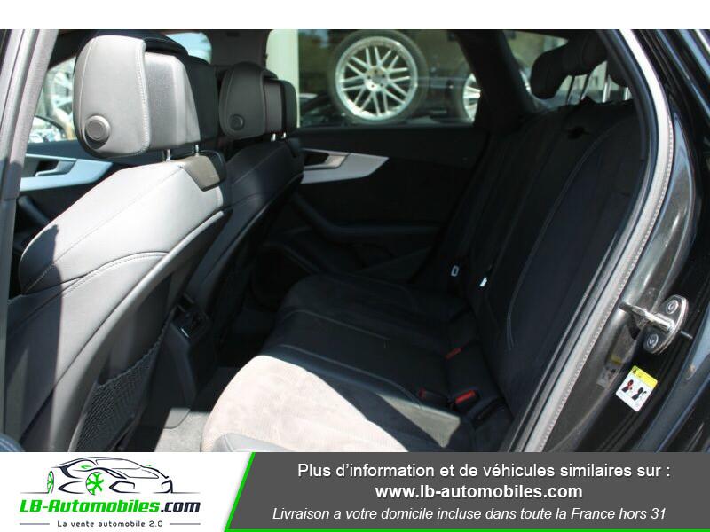 Audi A4 Avant 3.0 TDI Quattro 272 S-Tronic / S-Line Noir occasion à Beaupuy - photo n°18