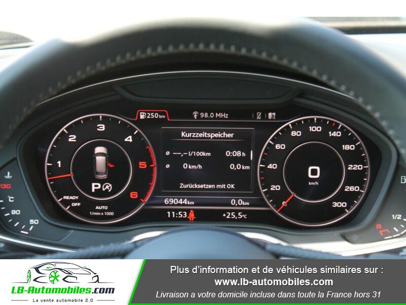 Audi A4 Avant 3.0 TDI Quattro 272 S-Tronic / S-Line Noir occasion à Beaupuy - photo n°11