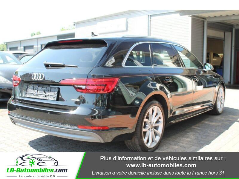 Audi A4 Avant 3.0 TDI Quattro 272 S-Tronic / S-Line Noir occasion à Beaupuy - photo n°3