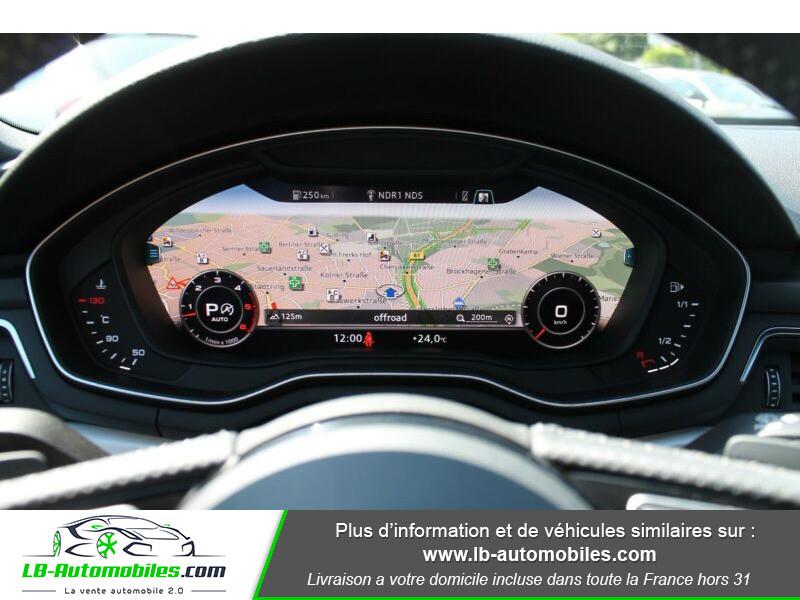 Audi A4 Avant 3.0 TDI Quattro 272 S-Tronic / S-Line Noir occasion à Beaupuy - photo n°10