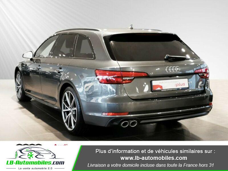 Audi A4 Avant 3.0 TDI Quattro 272 S-Tronic / S-Line Gris occasion à Beaupuy - photo n°3