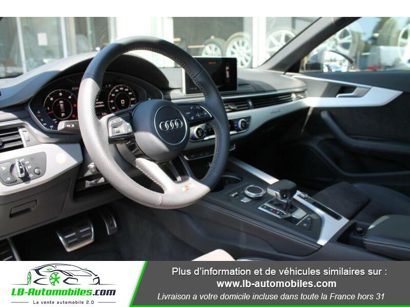 Audi A4 Avant 3.0 TDI Quattro 272 S-Tronic / S-Line Noir occasion à Beaupuy - photo n°13