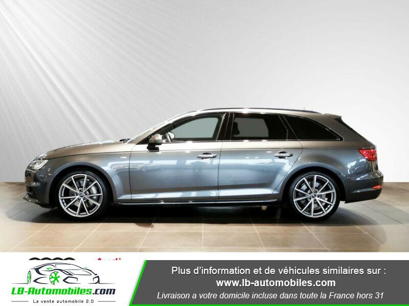 Audi A4 Avant 3.0 TDI Quattro 272 S-Tronic / S-Line Gris occasion à Beaupuy - photo n°9