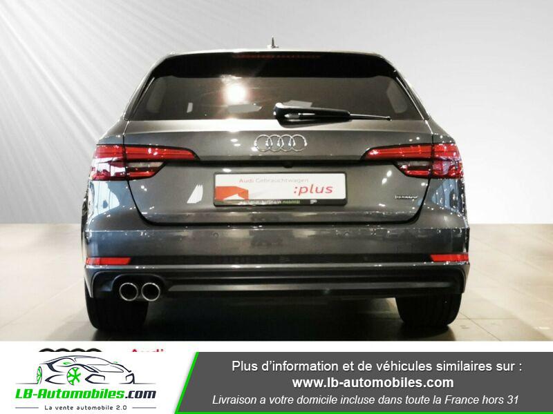 Audi A4 Avant 3.0 TDI Quattro 272 S-Tronic / S-Line Gris occasion à Beaupuy - photo n°10