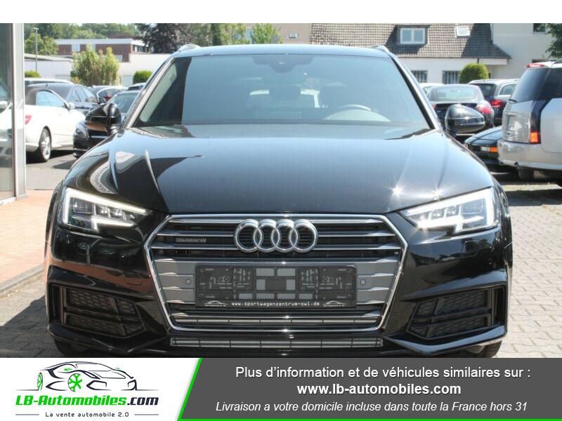 Audi A4 Avant 3.0 TDI Quattro 272 S-Tronic / S-Line Noir occasion à Beaupuy - photo n°7