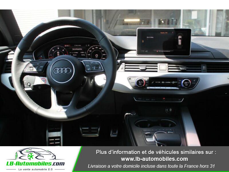 Audi A4 Avant 3.0 TDI Quattro 272 S-Tronic / S-Line Noir occasion à Beaupuy - photo n°2