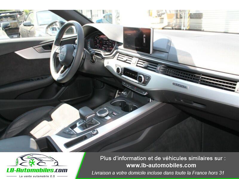 Audi A4 Avant 3.0 TDI Quattro 272 S-Tronic / S-Line Noir occasion à Beaupuy - photo n°15