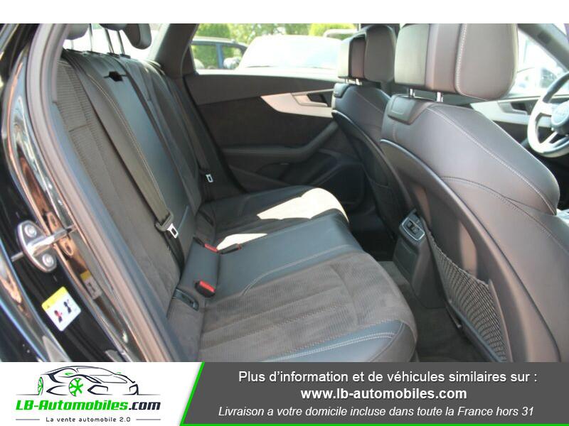 Audi A4 Avant 3.0 TDI Quattro 272 S-Tronic / S-Line Noir occasion à Beaupuy - photo n°17