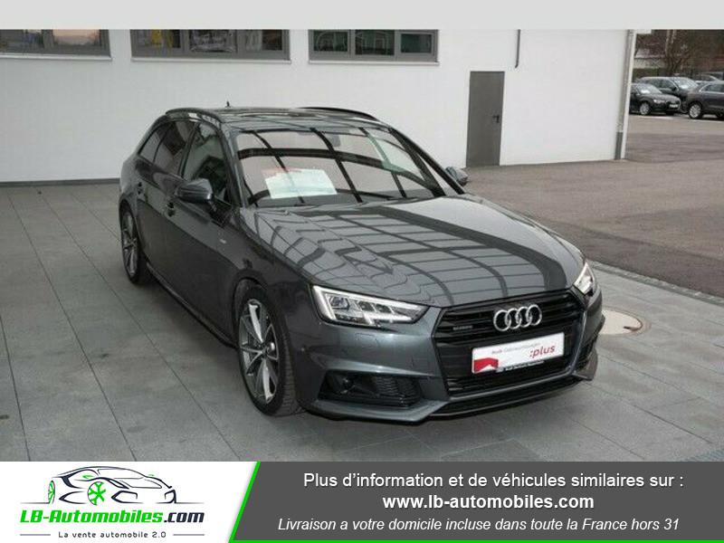 Audi A4 Avant 3.0 TDI Quattro 272 S-Tronic / S-Line Gris occasion à Beaupuy - photo n°12