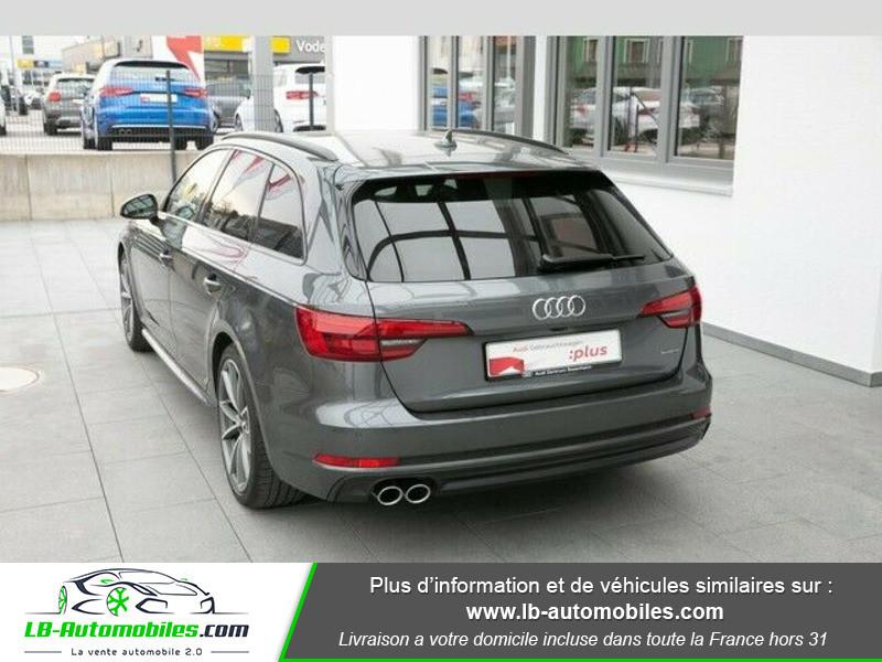 Audi A4 Avant 3.0 TDI Quattro 272 S-Tronic / S-Line Gris occasion à Beaupuy - photo n°13