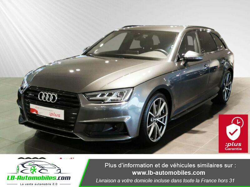 Audi A4 Avant 3.0 TDI Quattro 272 S-Tronic / S-Line Gris occasion à Beaupuy