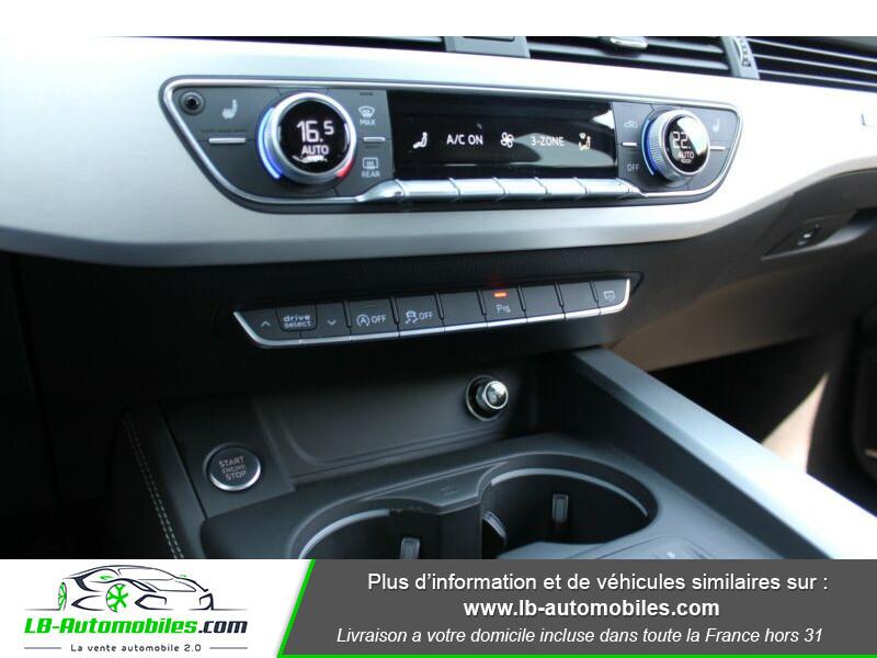 Audi A4 Avant 3.0 TDI Quattro 272 S-Tronic / S-Line Noir occasion à Beaupuy - photo n°12