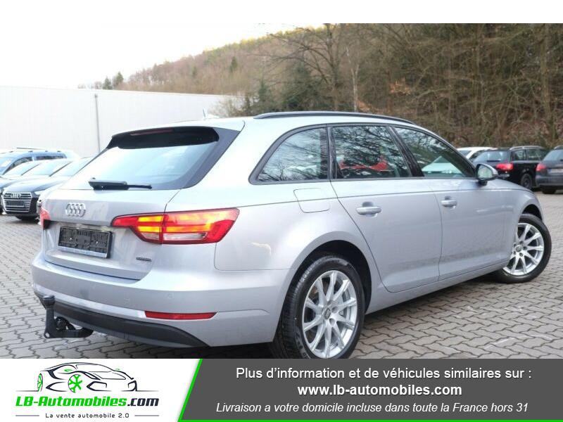 Audi A4 Avant 3.0 TDI Quattro 272 S-Tronic Gris occasion à Beaupuy - photo n°3