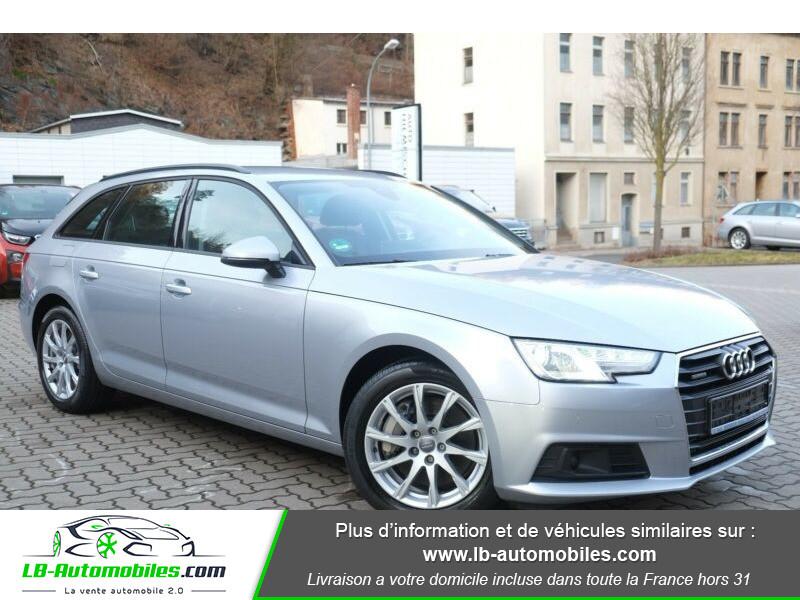 Audi A4 Avant 3.0 TDI Quattro 272 S-Tronic Gris occasion à Beaupuy - photo n°4