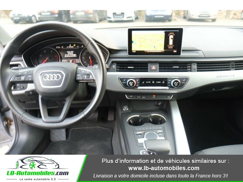 Audi A4 Avant 3.0 TDI Quattro 272 S-Tronic Gris occasion à Beaupuy - photo n°2