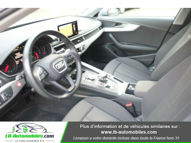 Audi A4 Avant 3.0 TDI Quattro 272 S-Tronic Gris occasion à Beaupuy - photo n°13