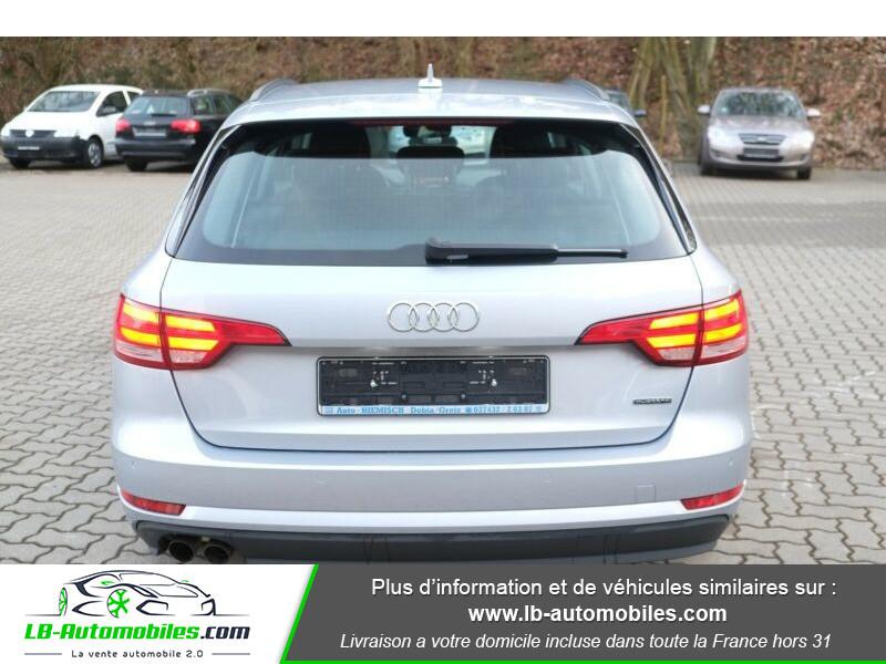 Audi A4 Avant 3.0 TDI Quattro 272 S-Tronic Gris occasion à Beaupuy - photo n°7