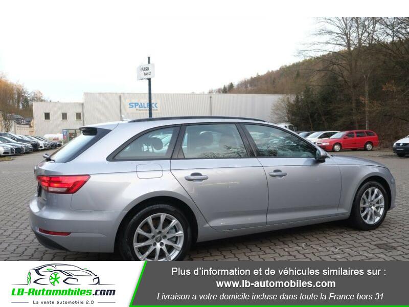 Audi A4 Avant 3.0 TDI Quattro 272 S-Tronic Gris occasion à Beaupuy - photo n°5