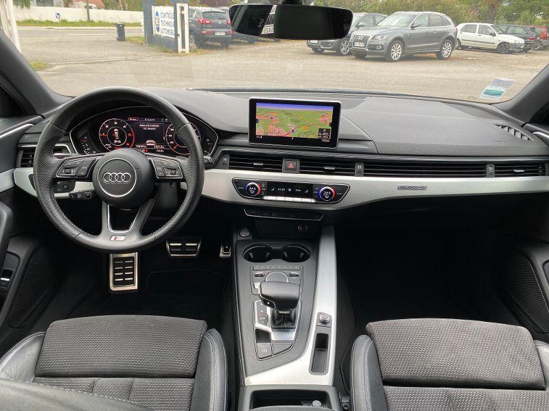 Audi A4 Avant 3.0 TDI S-LINE S-TRONIC 272CV Gris occasion à Castelmaurou - photo n°6