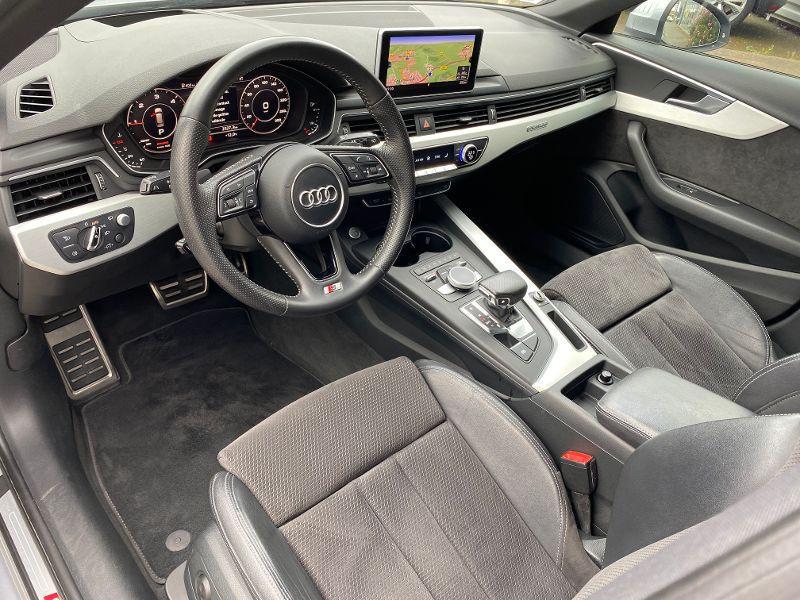 Audi A4 Avant 3.0 TDI S-LINE S-TRONIC 272CV Gris occasion à Castelmaurou - photo n°3