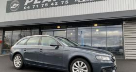 Audi A4 Avant occasion à MONISTROL SUR LOIRE