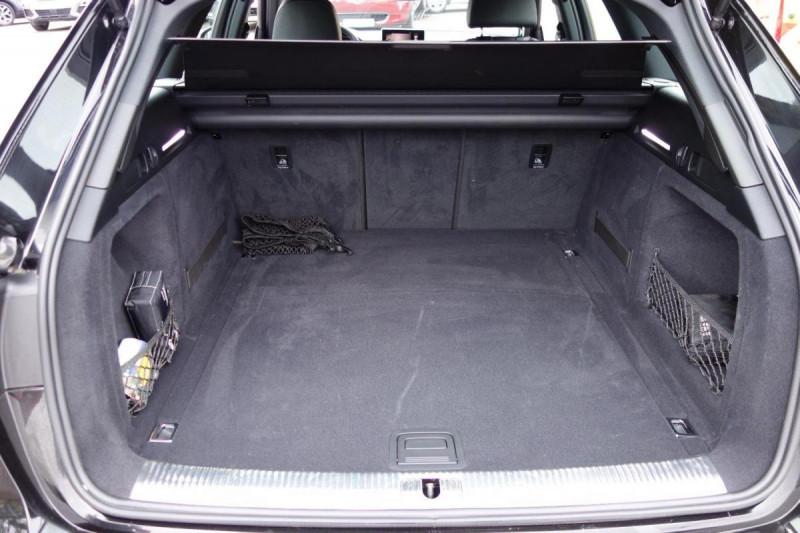 Audi A4 Avant 35 TDI 150 S tronic 7 S line Noir occasion à PLOERMEL - photo n°11