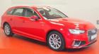 Audi A4 Avant 35 TDI 150CH S LINE S TRONIC 7 EURO6D-T Rouge à Villenave-d'Ornon 33