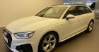 Audi A4 Avant 35 TDI 163 S tronic 7 S line Blanc à Bourgogne 69