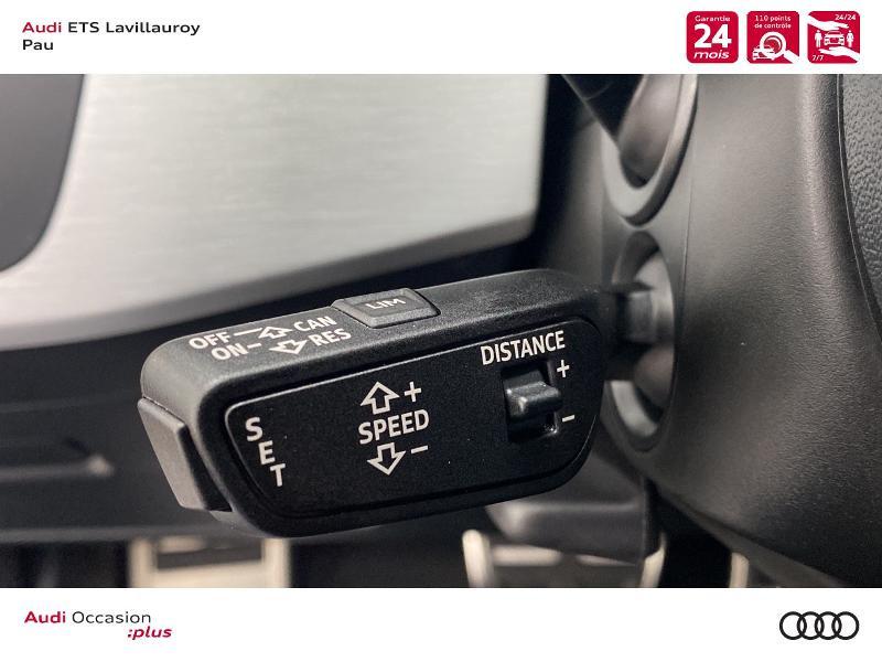 Audi A4 Avant 35 TDI 163ch S line S tronic 7 9cv Blanc occasion à Lescar - photo n°19