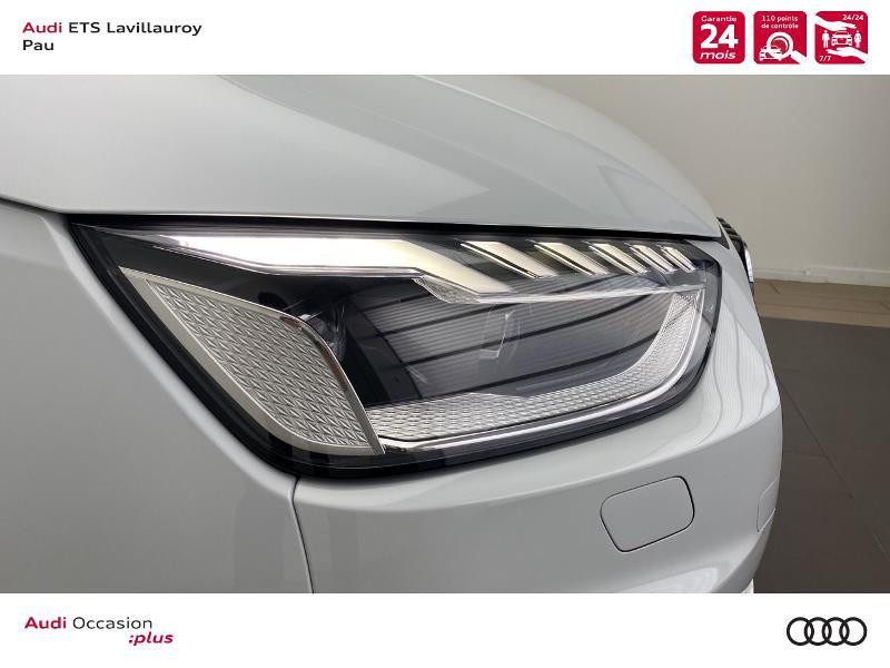 Audi A4 Avant 35 TDI 163ch S line S tronic 7 9cv Blanc occasion à Lescar - photo n°10