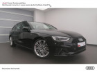 Audi A4 Avant 40 TDI 190ch S line Stronic 7 Noir à Brest 29