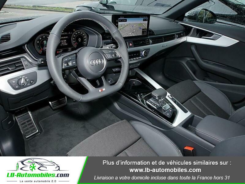 Audi A4 Avant 40 TFSI 204 S-tronic Noir occasion à Beaupuy - photo n°7